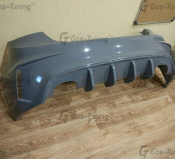 Задний бампер Immortal Hyundai Elantra Avante / Элантра Аванта