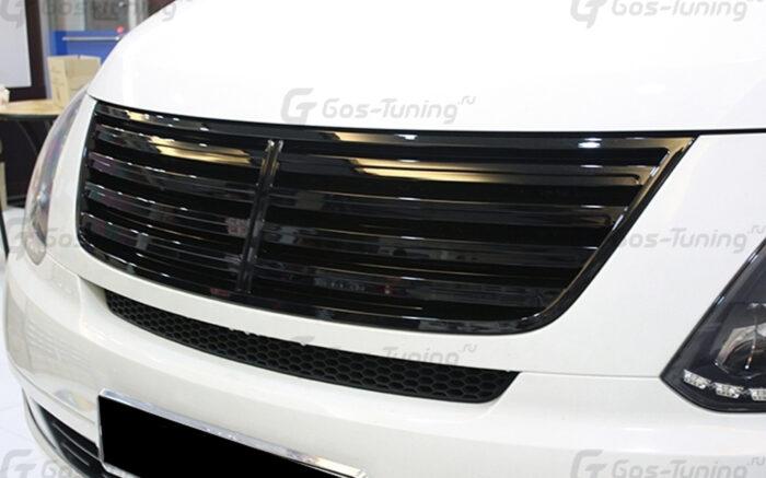 Решетка радиатора MYRide Hyundai Grand Starex H-1 2007+