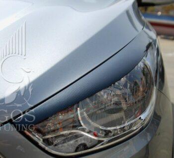 Реснички Хендай IX35 / Накладки на фары Hyundai IX35 - ГОС-Тюнинг