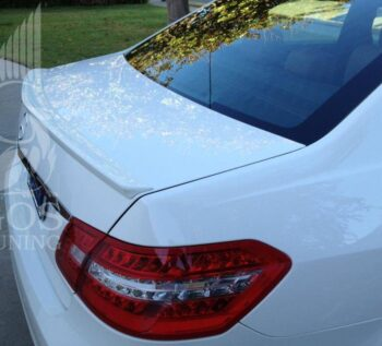 Спойлер AMG Mercedes W212 / C207 / Мередес Е класс