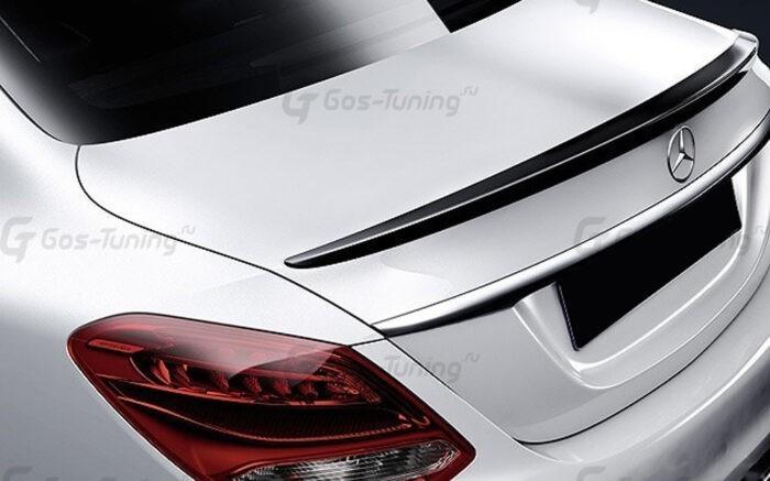 Спойлер AMG Mercedes W213 / Мередес Е класс