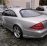 Спойлер на крышку багажника «Lorinser» для Mercedes CL-class