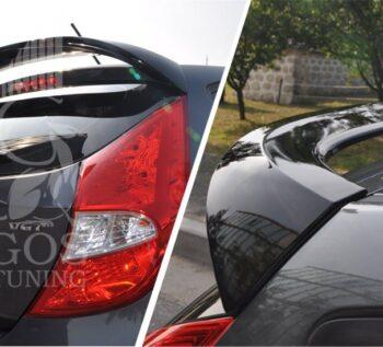 Спойлер Sport Hyundai Solaris Hatchback / Хендай Солярис Хетчбек