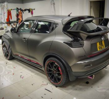 Спойлер Nissan Juke Impul Design (со стоп-сигналом)