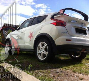 "Купить спойлер Nissan Juke ""Impul"" (без стоп-сигнала) - ГОС-Тюнинг"
