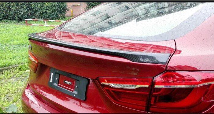 Спойлер M Performance BMW X6 F16 карбон