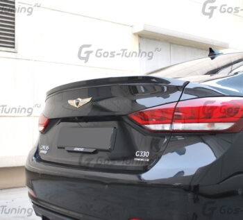 "Спойлер Hyundai Genesis G80 ""MS"""
