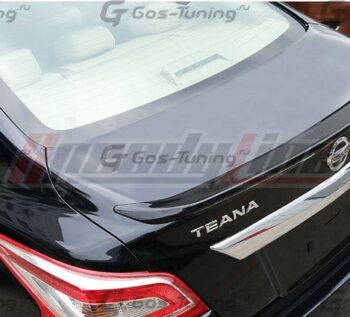 Спойлер Nissan Teana L33 / Ниссан Тиана 33 кузов - ГОС-Тюнинг