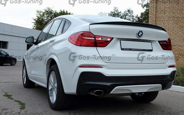 R01-0444 Тюнинг спойлер Performanxe Type 2 на BMW X4 F26