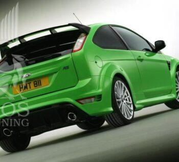 Купить спойлер RS Форд Фокус Hatchback / Ford Focus - ГОС-Тюнинг