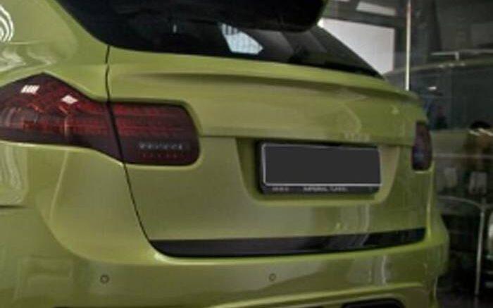 Спойлер TechArt Porsche Cayenne 958 / Порше Кайен 958
