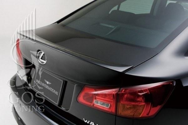 Lip спойлер Lexus IS 250 / IS 350