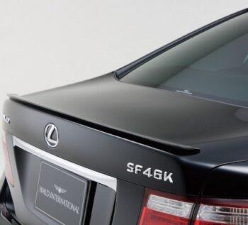 """Lip спойлер Lexus LS """"Wald Design"""" - ГОС-Тюнинг"""
