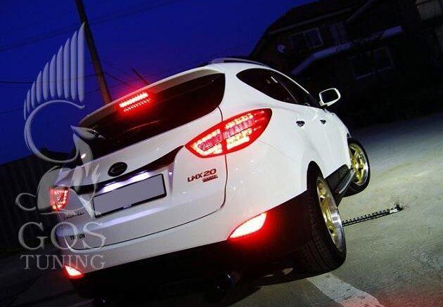 Задние светодиодные (LED) фонари для Hyundai Ix35
