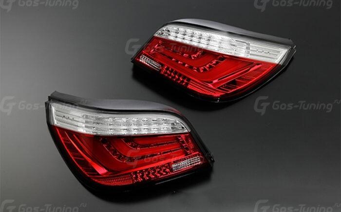 """Купить тюнинг фонари БМВ Е60 5 серия """"BMW F10 Style"""""""