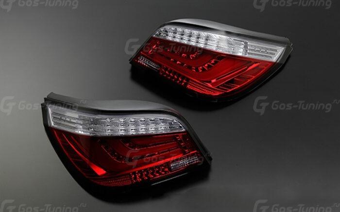 "Купить задние фонари BMW E60 5 series ""BMW F10 Style"""