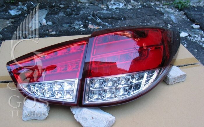 задние фонари BMW Design Hyundai IX35