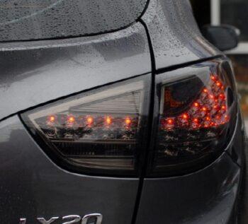 задние фонари Cayenne Style Hyundai IX35