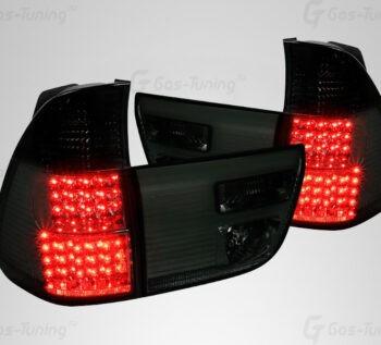 """Тюнинг задние фонари BMW X5 E53 """"ALL Smoke LED"""""""