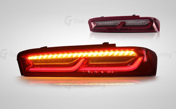 Задние фонари Шевроле Камаро 6 / Chevrolet Camaro VI - ГОС-Тюнинг