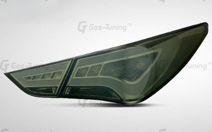 Светодиодные задние фонари Hyundai Sonata