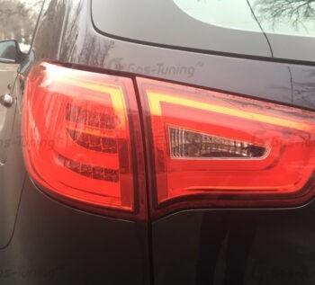 """Купить задние фонари Киа Спортейдж """"BMW Style"""""""
