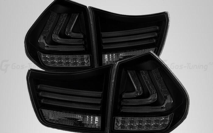 Светодиодные фонари Lexus RX350 / 400H - ГОС-Тюнинг