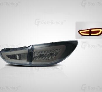 "Купить тюнинг фонари Мазда 6 GJ 2013+ ""Maserati Style"""