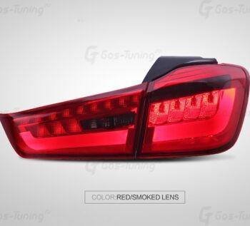 Задние фонари Мицубиси АСХ «Audi Style»