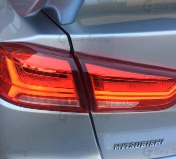 Купить фонари Мицубиси Лансер 10 Audi Style - ГОС-Тюнинг - Москва