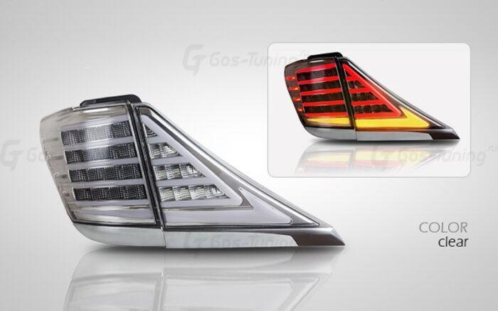 Купить задние фонари Toyota Alphard - ГОС-Тюнинг - Москва
