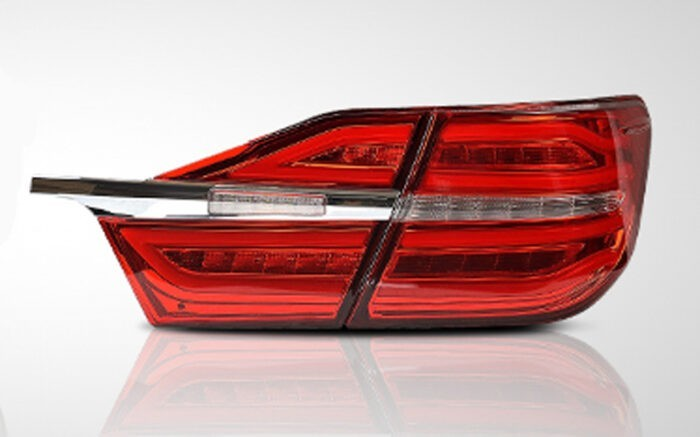 Задние Фонари Тойота Камри V50 2014+ Benz Style