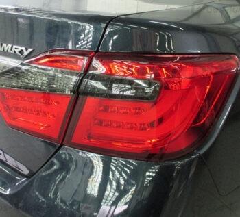 Задние фонари TOYOTA Camry V50 BMW Style