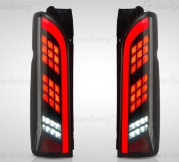 Купить задние светодиодные фонари Тойота Хайс H200