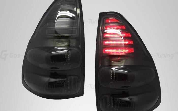 Купить задние фонари Toyota Prado 120