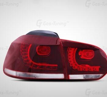 Купить светодиодные задние фонари Фольксваген Гольф 6