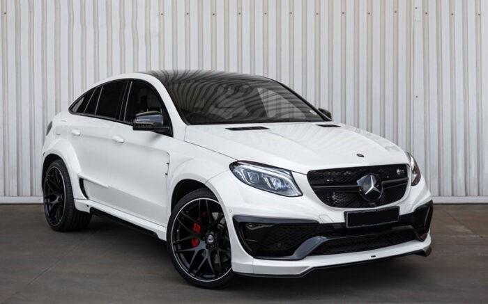 Купить обвес Mercedes GLE Coupe