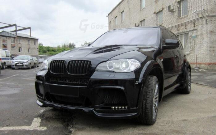 Купить тюнинг обвес БМВ Х5 Е70 / BMW X5 E70