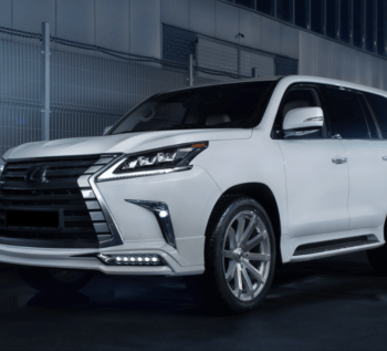 R01-0788 Обвес Double Eight Lexus LX III (2015+) / Лексус ЛХ